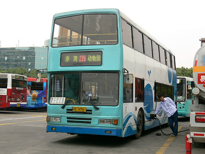 Shenzhen Bus B34961 Zoological Park Nov 07