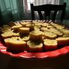 Home made Shantou green bean cookies