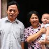 Family in Chenghai