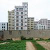 Urban farms and village redevelopment