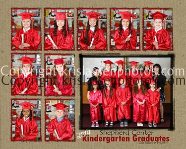 Kindergarten composite 16x20