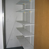 And more shelves