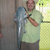 Zane Donaho caught this monster catfish