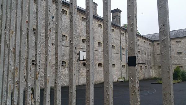 HM Prison Shepton Mallet 2017