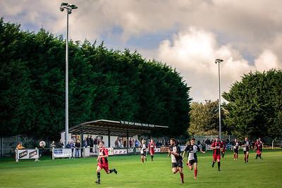 Shepton Mallet v. Brislington, Western League Premier, 08/10/2017