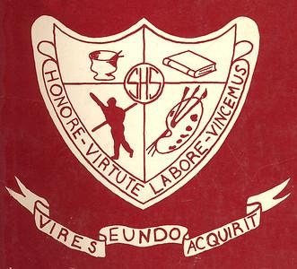 Sherbrooke High School, for 2008 Reunion.