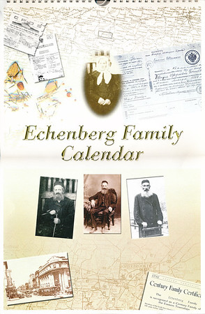 Echenberg Family Calendar