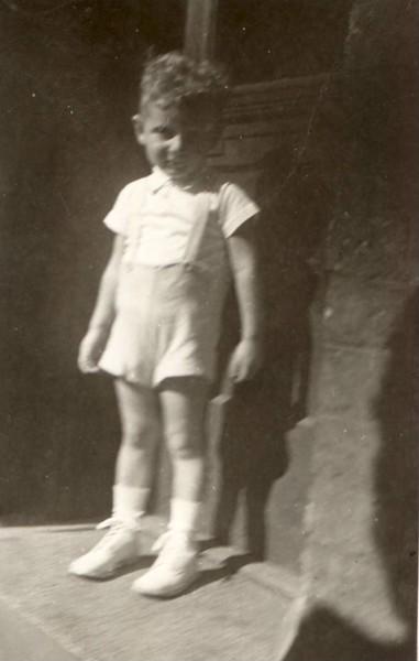 Bobby Echenberg, Sept 1942