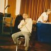 Meyer talking at the first Echenberg Reunion, Magog, 1982