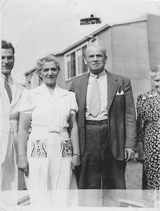 Meyer Mom and Dad and Grandma, 1941