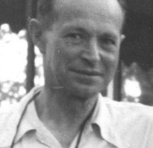 Tom, Thomas Lewis Echenberg 1950 drumondville