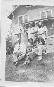 3140 Omaha Joe, Jerry, Tretiack, Meyer, Nahuma, Dora Tretiak Kitner, Zlata Fogel