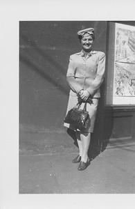 Eve Kitner, Aug 1945