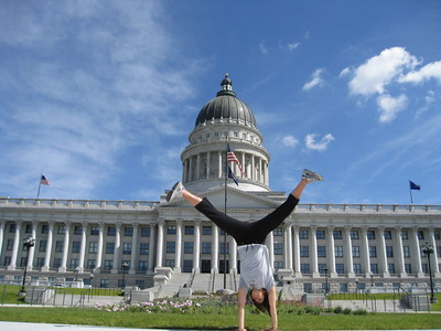 Sheri Dougall - Utah State Capital - Salt Lake City, Utah