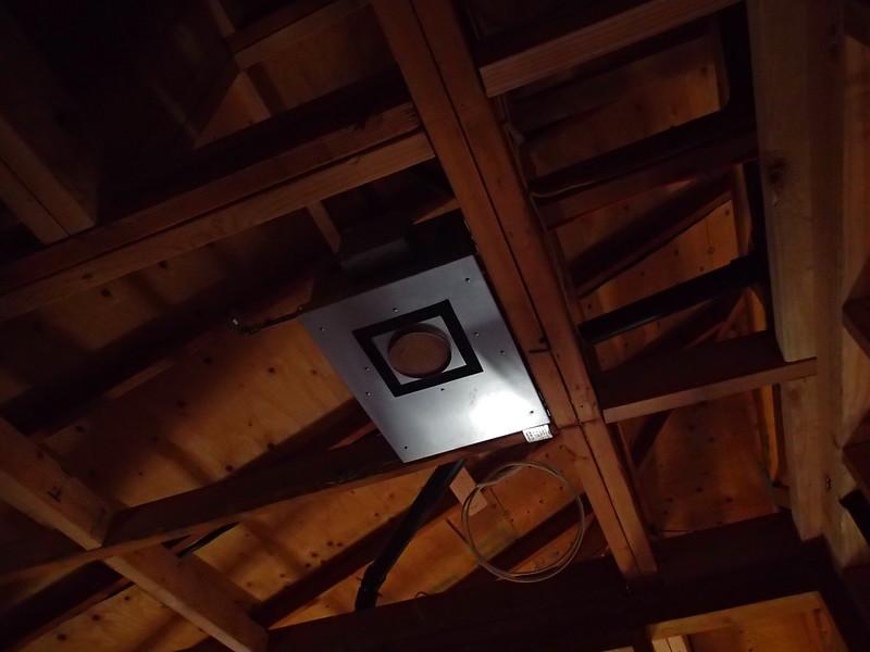New LED lights starting to go up!