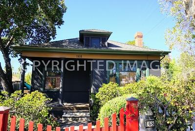 168 20th Street, Sherman Heights San Diego, CA - 1889 Craftsman Bungalow
