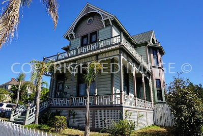 171 21st Street, Sherman Heights San Diego, CA - 1898 Victorian Style