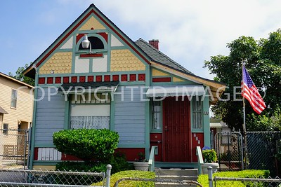 131 19th Street, Sherman Heights San Diego, CA - 1903 Victorian