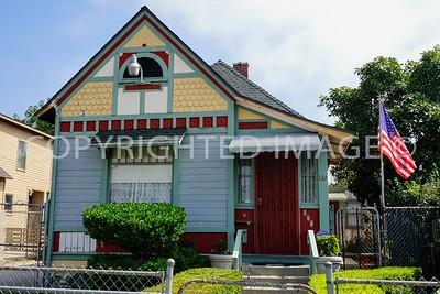 131 19th Street, Sherman Heights San Diego, CA - 1903 Victorian