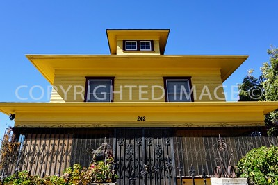 242 20th Street, Sherman Heights San Diego, CA - 1902 Craftsman Bungalow