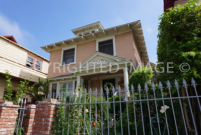 251 19th Street, Sherman Heights San Diego, CA - 1911 Late Victorian