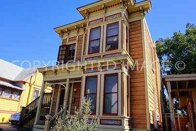117 20th Street, Sherman Heights San Diego, CA - 1888 Victorian Style