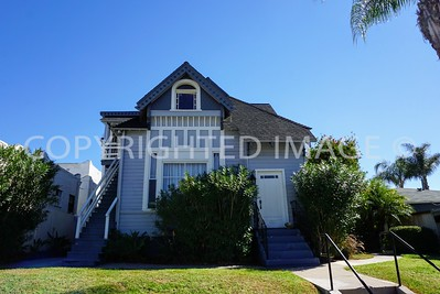323 20th Street, Sherman Heights San Diego, CA - 1889 Victorian Style