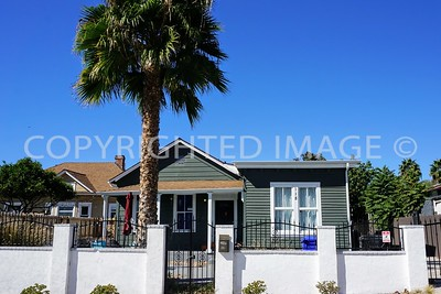 118 20th Street, Sherman Heights San Diego, CA - 1902 Craftsman Bungalow