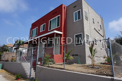 207 19th Street, Sherman Heights San Diego, CA - 1946 Mid-Century Modern