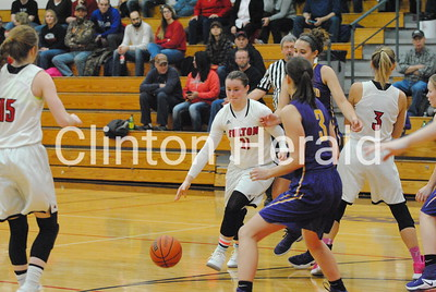 Sherrard at Fulton basketball — Jan. 12, 2017