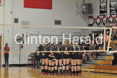 Sherrard at Fulton volleyball (9-27-16)