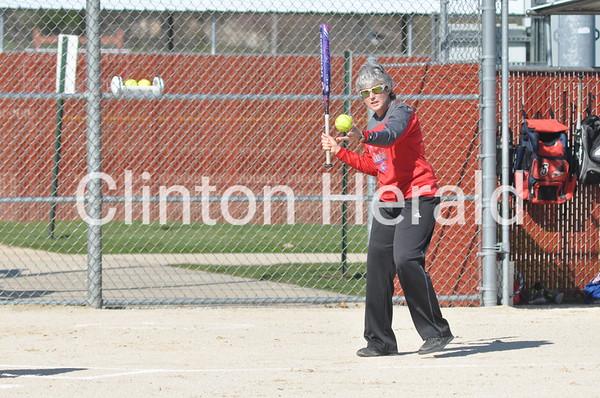 Sherrard at Morrison softball (4-27-15)