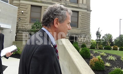 Sherrod Brown At My Brother's Keeper Kickoff In Springfield, OH