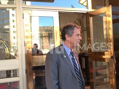 Sherrod Brown At Democracy Alliance National Donor Summit At Mandarin Oriental In Washington, DC