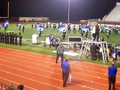 This is Jessica with the Copperas Cove HS band.
