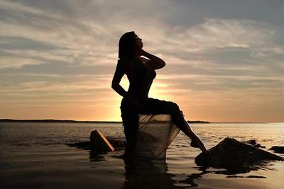 Sherry Soto (Beach Shoot 1)