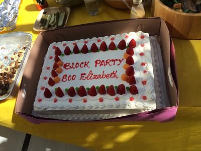 800 Block Elizabeth Street Neighborfest Block Party