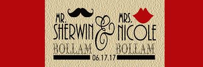 Sherwin & Nicole 6.17.17