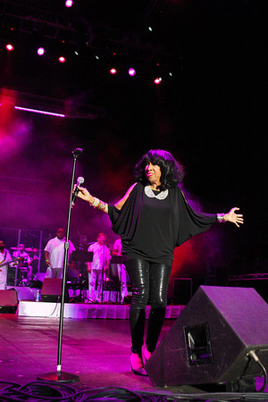 Sheryl Lee Ralph Divas Simply Singing Presents Blushhh, Jean Carne, Full Force at the Dell Music Center