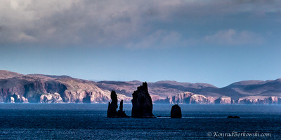 Sea stacks of Eshaness, Shetland