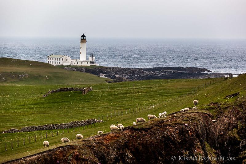 Lighthouse (South) Fair Isle, Shetland