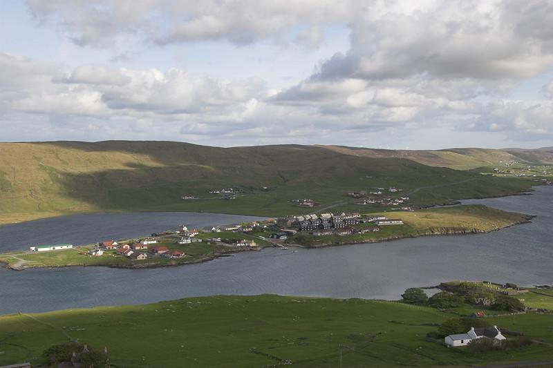 Shetlandsøerne