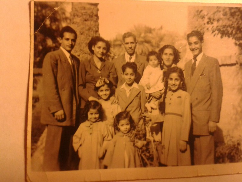 Last family picture in Iraq