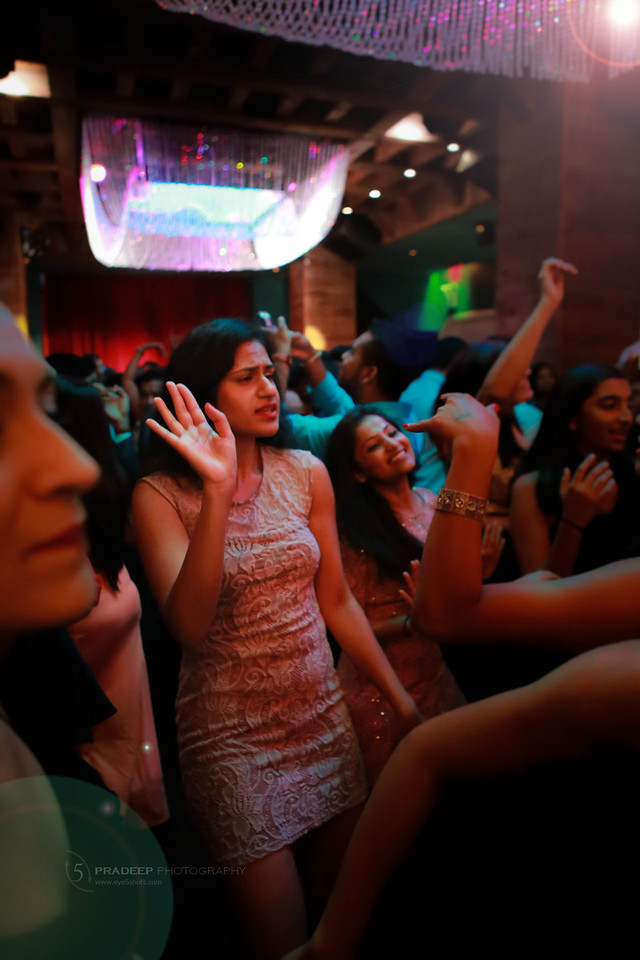 Shiamak Bollywood Night!