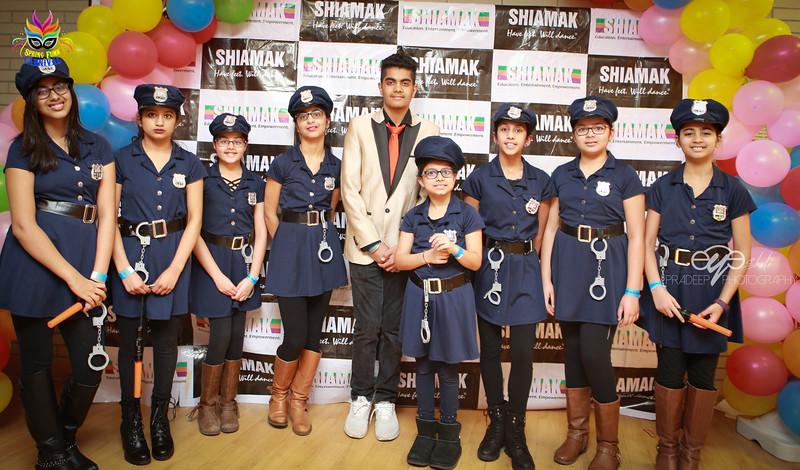 SHIAMAK USA - SPRING FUNK 2018