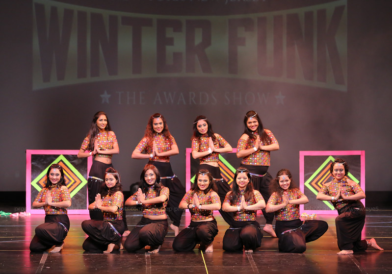 Shiamak Winter Funk 2017