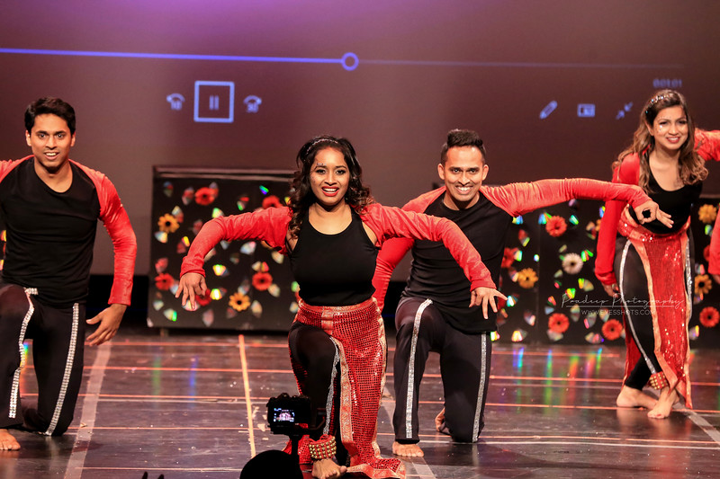 Shiamak Winter Funk 2019