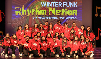 Shiamak Winter Funk 2019