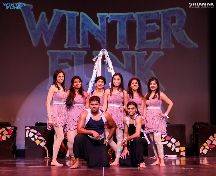 Shiamak USA Winter funk 2016 performers