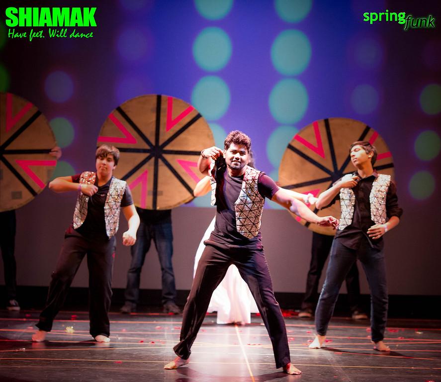 SHIAMAK SPRING FUNK 2016